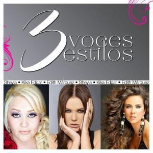 3 Voces 3 Estilos 2011 Edith Marquez