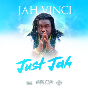 Album Just Jah from Jah Vinci