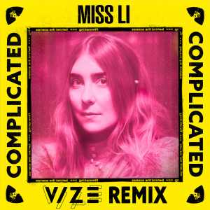 Album Complicated (VIZE Remix) from Miss Li