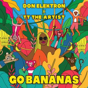 Don Elektron的專輯Go Bananas