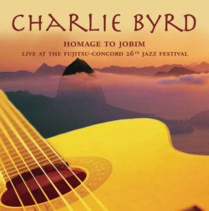 Homage To Jobim 2005 Charlie Byrd