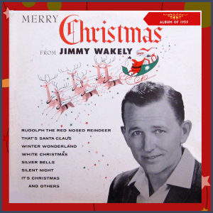Album Merry Christmas from Jimmy Wakely from Jimmy Wakely