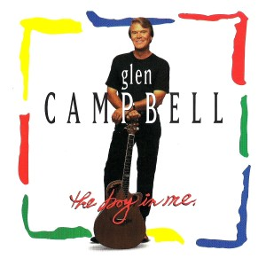 Glen Campbell的專輯The Boy in Me