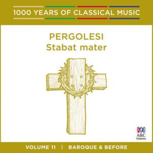Album Pergolesi: Stabat mater from Sara Macliver