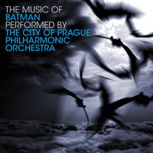 The City of Prague Philharmonic Orchestra的專輯The Music of Batman