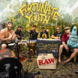 Album Sugarshack Sessions, Vol. 2 from Fortunate Youth