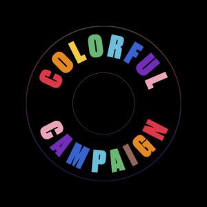 Colorful Campaign dari SHAED
