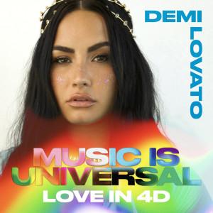 Demi Lovato的專輯Love In 4D (Explicit)