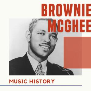 Brownie McGhee的專輯Brownie McGhee - Music History