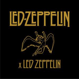 Led Zeppelin x Led Zeppelin dari Led Zeppelin