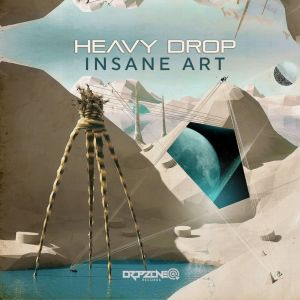 Album Insane Art from Heavy Drop