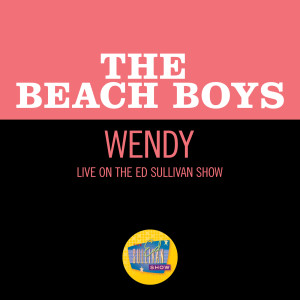 Album Wendy from The Beach Boys
