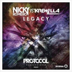 Listen to Legacy (Kryder Remix) song with lyrics from Nicky Romero
