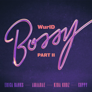 Album Bossy Part II from Erica Banks