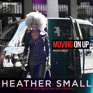 Album Moving On Up (Radio Edits) from Heather Small