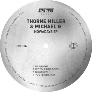Album Nowadays EP from Thorne Miller