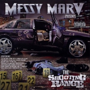 Album Messy Marv Presents: The Shooting Range (Explicit) from Various Artists