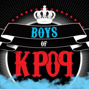 Album Boys Of K-Pop from K-Pop Nation
