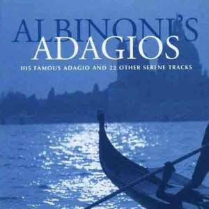 Claudio Scimone的專輯Albinoni's Adagios