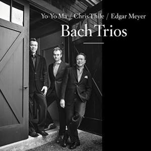 馬友友的專輯Bach Trios