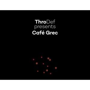 Album Café Grec from ThroDef