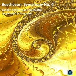 Album Beethoven Symphony No. 4 from Georg Solti