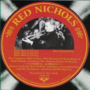 Album Red Nichols 1929-1930 from Red Nichols