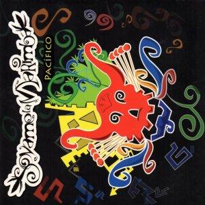 Album Pacífico from Soyame La Marimba