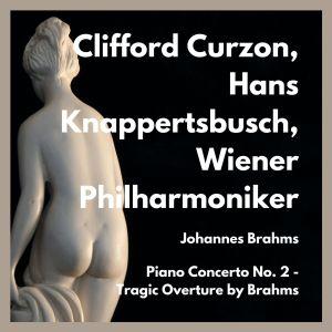 維也納愛樂樂團的專輯Piano Concerto No. 2 - Tragic Overture by Brahms