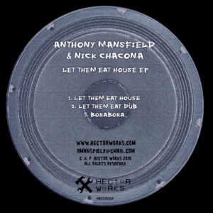 Album Let Them Eat House EP from Nick Chacona