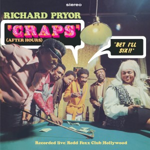 Album The Line-Up (Explicit) from Richard Pryor