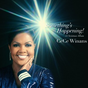 Album Something's Happening! A Christmas Album from CeCe Winans