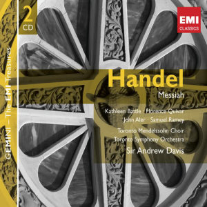 Listen to Handel: He Was Cut Off Out Of The Land Of The Living song with lyrics from Sir Andrew Davis