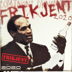 Album Frikjent 2020 from Dimi