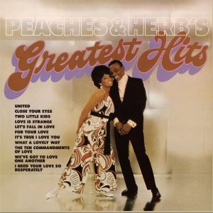 Album Peaches & Herb's Greatest Hits from Peaches & Herb