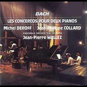 Michel Beroff的專輯Concertos For Two Pianos