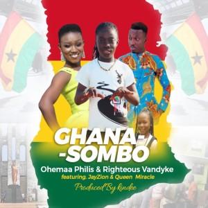 Album Ghana Sombo (Peace Song) from Righteous Vandyke
