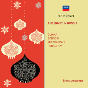 Album Ansermet In Russia from Paris Conservatoire Orchestra