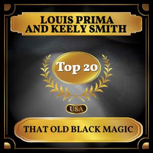 Album That Old Black Magic from Louis Prima