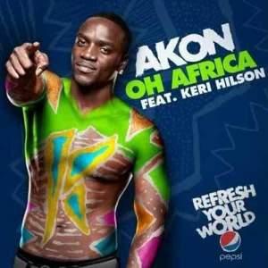 Akon的專輯Oh Africa