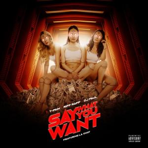 T-Pain的專輯Say What You Want (Explicit)