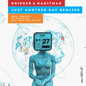 Album Just Another Day (Remixes) from Magitman