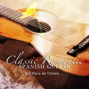 Album Classic Romantic Spanish Guitar from Cuarteto Guitarras de Jerez