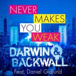 Darwin & Backwall的專輯Never Makes You Weak