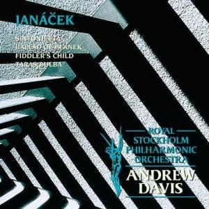 Listen to Sinfonietta : IV Allegretto song with lyrics from Sir Andrew Davis