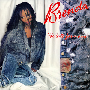 Album Too Late For Mama from Brenda Fassie
