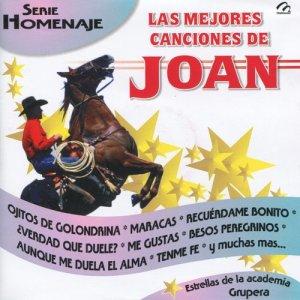 Album Las Mejores Canciones de Joan from Estrellas De La Academia