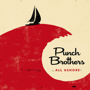 Album Three Dots and a Dash from Punch Brothers