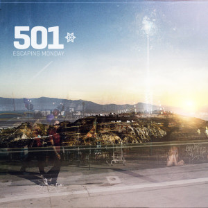 Album Escaping Monday EP from 501
