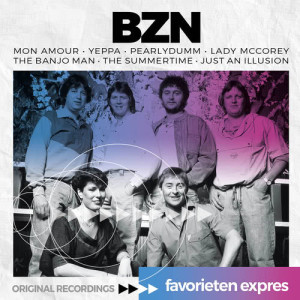 Album Favorieten Expres from BZN